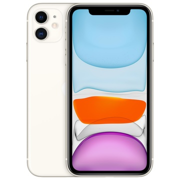 "Apple iPhone 11 6.1"" 256 GB nano-SIM + eSIM Bianco"