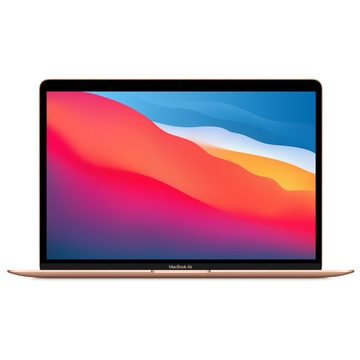 "Apple MacBook Air 13"" Chip M1 GPU Oro (2020)"