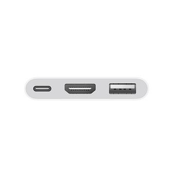 Apple MUF82ZM/A cavo di interfaccia e adattatore USB-C HDMI/USB Bianco