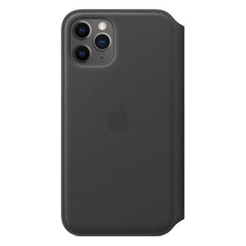 "Apple MX062ZM/A 5.8"" Custodia a libro iPhone 11 Pro Nero"