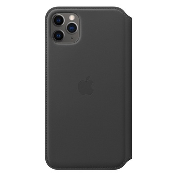 "Apple MX082ZM/A 6.5"" Custodia a libro iPhone 11 Pro Max Nero"