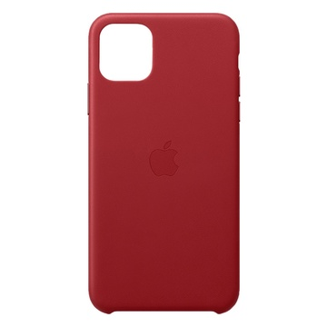 """Apple MX0F2ZM/A 6.5"""" Cover iPhone 11 Pro Max Rosso"""