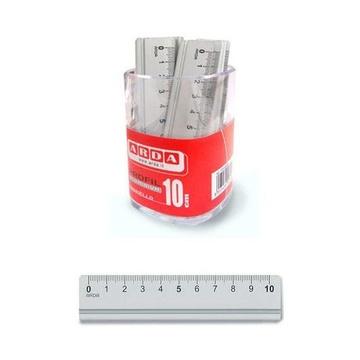 Alluminio ARDA 17910BAR set di righelli 15 pezzo i