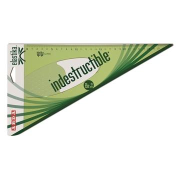 Arda EL6030 squadra 60° triangle Plastica Verde 1 pezzo(i)