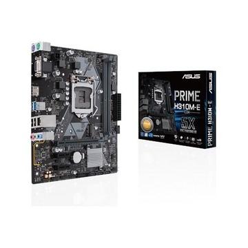 Asus H4 PRIME H310M-E/CSM LGA 1151 Intel® H310 Mini ATX