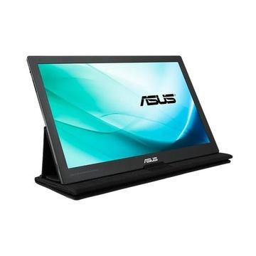 """Asus MB169C+15.6"""" Full HD LED Nero, Grigio"""
