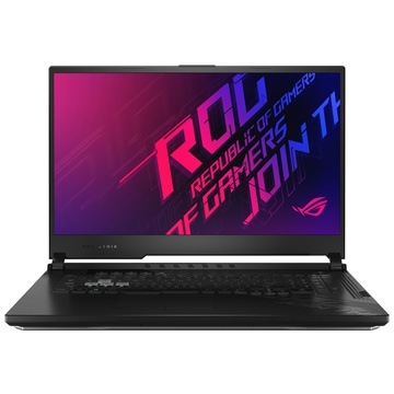 """Asus ROG Strix G712LU-H7015T i7-10750H 17.3"""" FullHD GeForce GTX 1660 Ti Nero"""