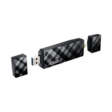 Asus USB-AC56 Dual-band Wireless-AC1300 USB 3.0 Wi-Fi