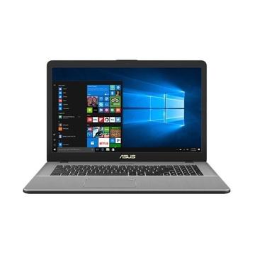 """Asus VivoBook Pro N705FD-GC003T i7-8565U 17.3"""" FullHD GeForce GTX 1050 Grigio, Metallico"""