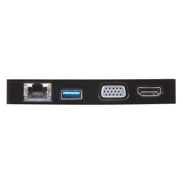 ATEN UH3232 USB 3.0 (3.1 Gen 1) Type-C 5000 Mbit/s Nero