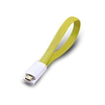 ATLANTIS Land 0.2m USB 2.0 A Micro USB 2.0 B M/M cavo USB 0,2 m USB A Micro-USB B Verde