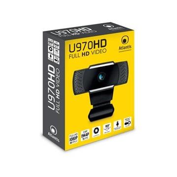 ATLANTIS Land P015-U970HD 5 MP FullHD USB 2.0 Nero
