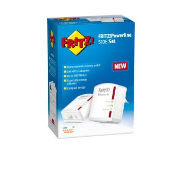 AVM FRITZ! 510E Set International 500Mbit/s Collegamento ethernet LAN