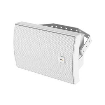 Axis C1004-E Network Cabinet Speaker Cablato RJ-45 Bianco