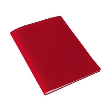 Beautone D335106 cartella A4 Polipropilene (PP) Rosso