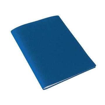Beautone D335205 cartella A4 Polipropilene (PP) Blu