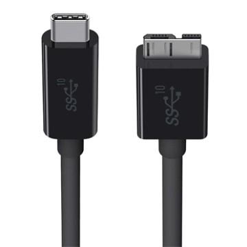 Belkin USB 3.1 SuperSpeed cavo USB-C auf USB-micro B 1m