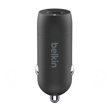 Belkin F7U099BTBLK Caricabatterie per dispositivi mobili Auto Nero