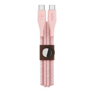 Belkin F8J241BT04-PNK cavo USB 1,2 m USB C Rosa