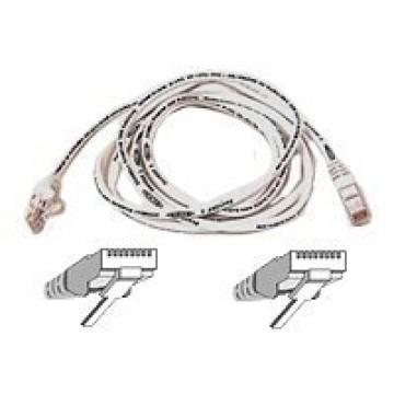 Belkin UTP CAT6 2 m cavo di rete U/UTP (UTP) Bianco