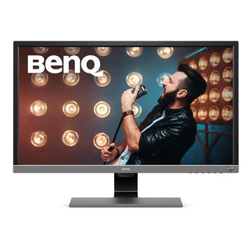 "Benq EL2870U 27.9"" 4K Ultra HD LED Piatto Grigio"