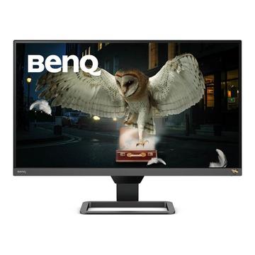 "Benq EW2780Q 27"" Quad HD LED Piatto Nero, Grigio"