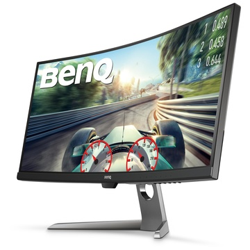 Benq EX3501R Monitor Gaming Curvo 35'' 2K Ultra WQHD HDR 21:9