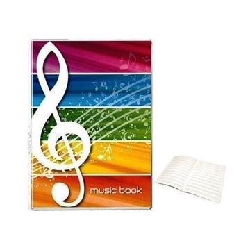 Blasetti CF10 Maxi Musica A4 100g