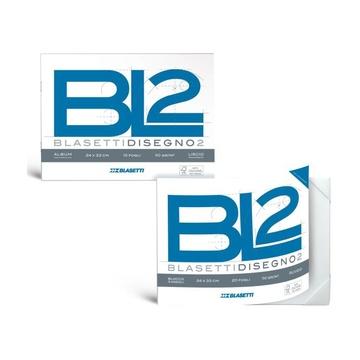 Blasetti CF5 Album BL2 Collato 33X48 Liscia Riquadrata