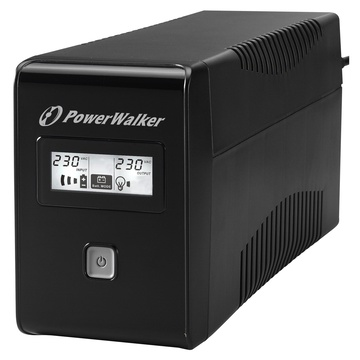 BlueWalker GmbH PowerWalker VI 850 LCD USV
