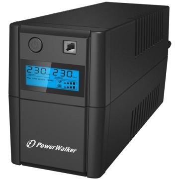 BlueWalker UPS Bluewalker Powerwalker VI 850SE Line-Interaktiv LCD/IEC