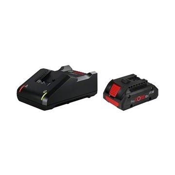 Bosch 1 600 A01 U7U Set batteria e caricabatterie