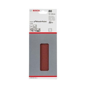 Bosch 2 608 605 308 accessorio per levigatrici 10 pezzo(i)