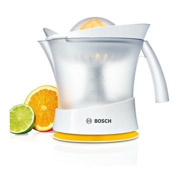 Bosch MCP3000N spremiagrumi Bianco, Giallo 25 W