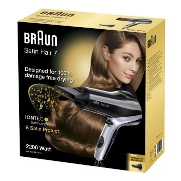 Braun satin Hair 7 HD 710 solo