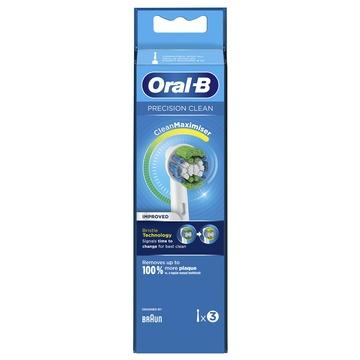 Braun Oral-B 80338442 testina per spazzolino 3 pezzo(i) Blu, Verde, Bianco