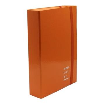 Brefiocart New Color A4 Arancione