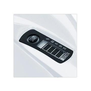BRITA 1024045 filtro d'acqua Filtro acqua per brocca Trasparente, Bianco 2,4 L