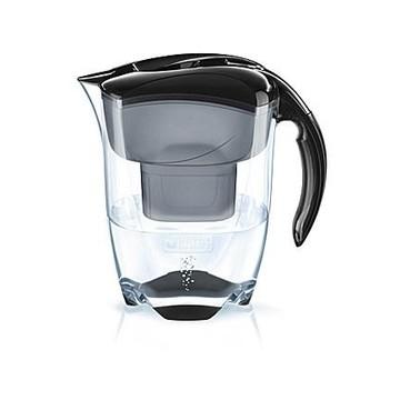 BRITA Elemaris XL Filtro acqua per brocca 3.5L Nero, Trasparente