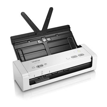 Brother ADS-1200 600 x 600 DPI Scanner ADF A4 Nero, Bianco