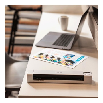 Brother DS-940DW scanner 600 x 600 DPI Scanner a foglio Nero, Bianco A4
