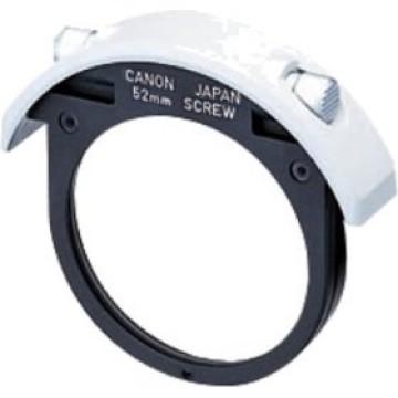Canon Drop in portafiltro a vite 52 millimetri