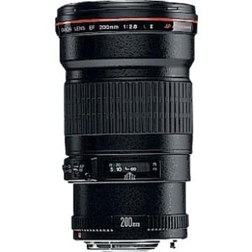 Canon EF 200mm f/2.8 L II USM