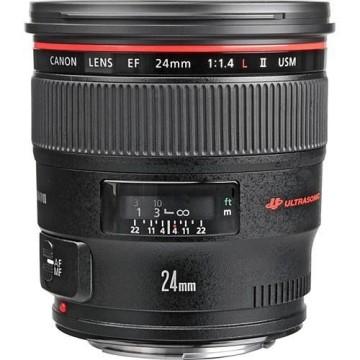 Canon EF 24mm f/1.4 L USM II
