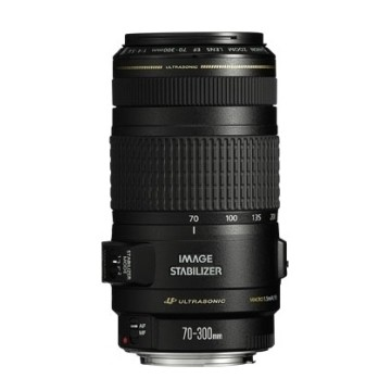 Canon EF 70-300mm f/4-5.6 IS USM Stabilizzato