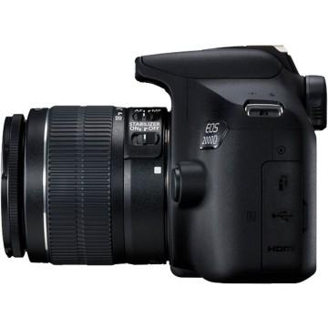 tra qualche giorno tecniche moderne grande selezione EOS 2000D + EF-S 18-55mm IS II + Borsa SB130 + Memoria 8gb