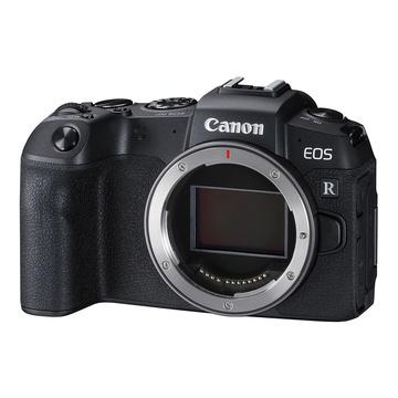 Canon EOS RP + Adattatore da EF a RF