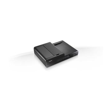 Canon imageFORMULA DR-F120 600 x 600 DPI Scanner piano e ADF Nero A4