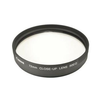 Canon Lente Addizionale 72mm-500D