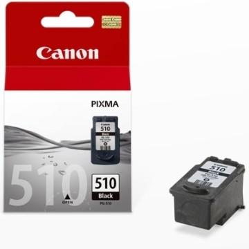 Canon PG-510 serbatoio Nerocon testina 9ml